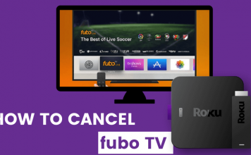Install fubo Tv on roku