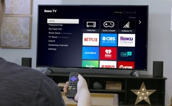 Use Facebook on Roku
